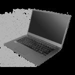 Clevo L141CU Magnesium Laptop