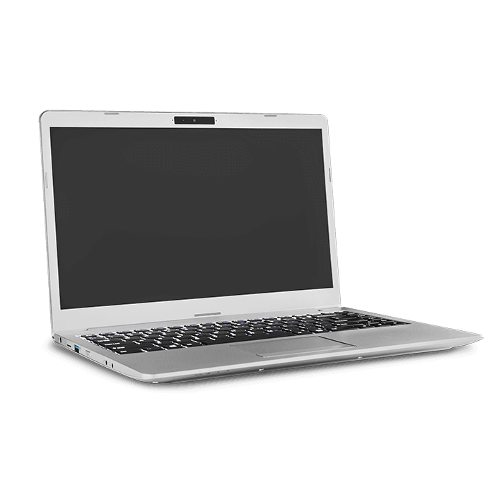Clevo N141zu Linux laptop