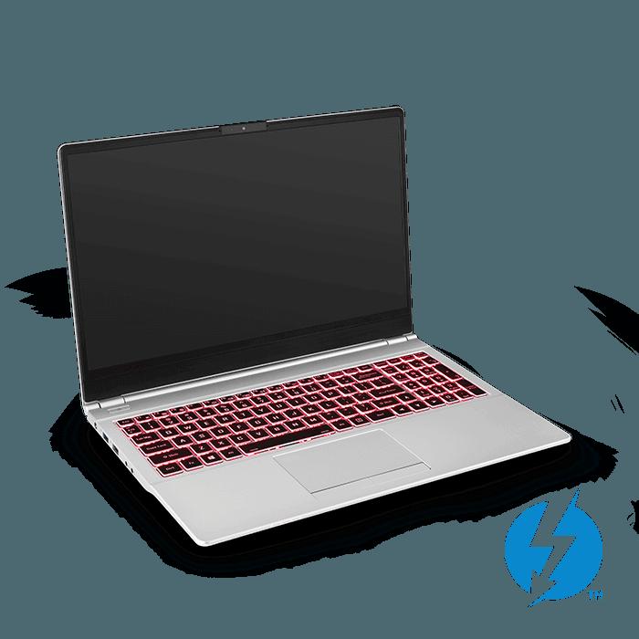 Clevo N151cu Linux Laptop Kopen Met Thunderbolt