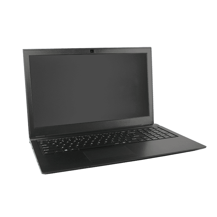 Clevo N750wu Linux laptop Samenstellen