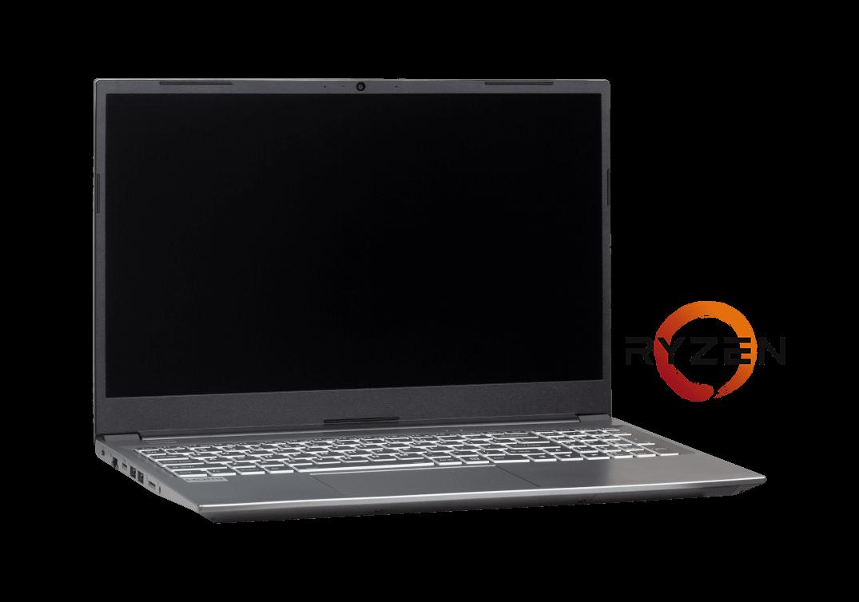 Clevo NL51RU AMD Ryzen Linux Laptop Kopen