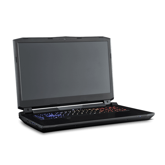 Clevo P775tm Linux laptop