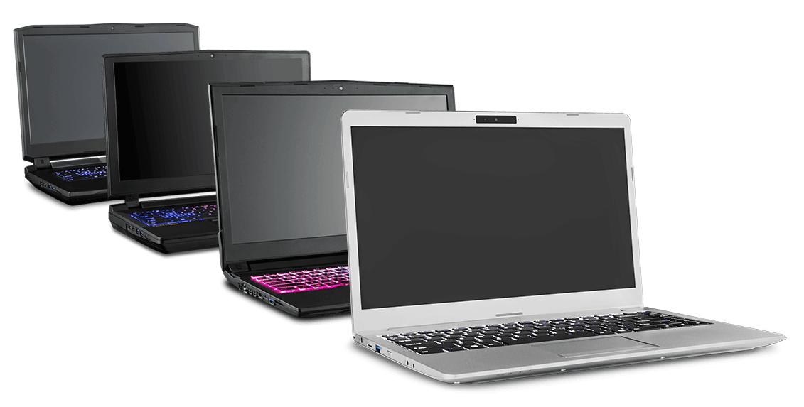 Keuze uit verschillende linux laptops