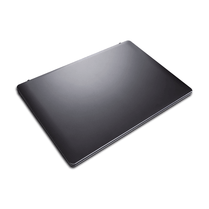 Clevo N240wu Closed Notebook Lid 4