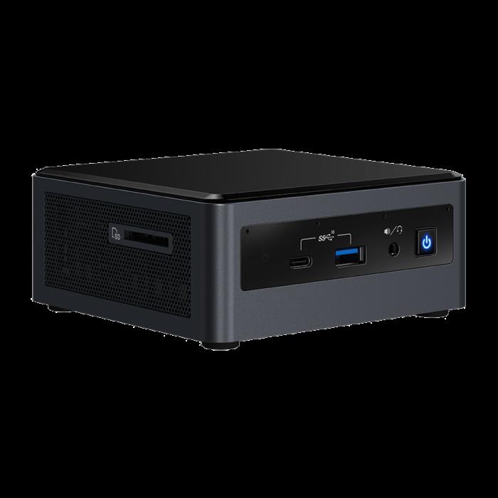 Intel NUC10i3FNH Linux Mini