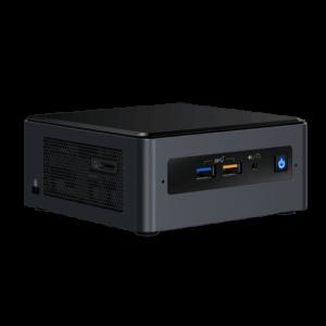 Intel Nuc8i5beh Core I5 Linux NUC Samenstellen