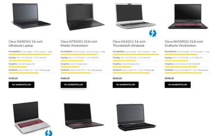 Kies Een Linux Barebone Laptop